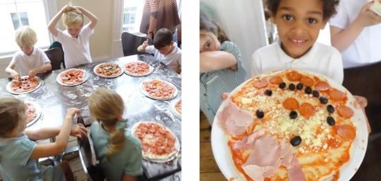The Real Italian Pizza Co